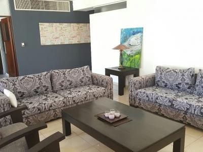 Vendo apartamento  amueblado en Evaristo Morales