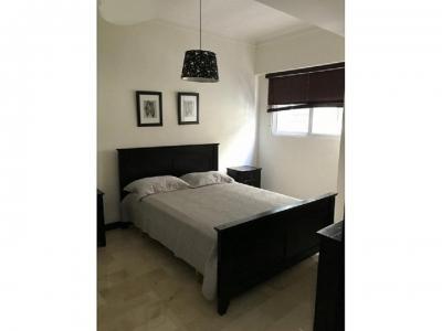 Alquilo Apartamento Naco 3h Amueblado Planta full