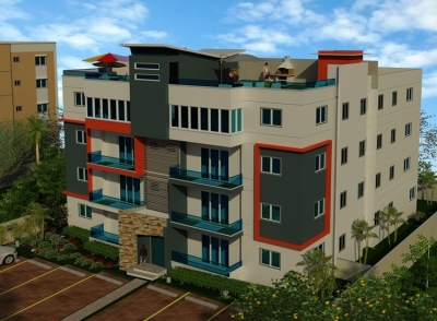 Espectacular Residencial A 6 en el Costa V.