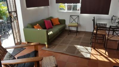 Alquilo Apartamento 1h Amueblado WIFI Cable Inversor