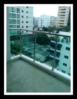 ID-5394 Apartamento en alquiler, LOS CACICAZGOS