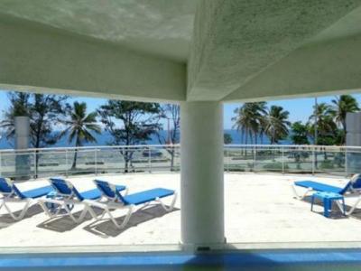 Gran apartamento frente al mar en venta en Malecón Santo Domingo