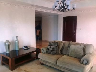 ID-5145 Apartamento amueblado full en alquiler, LOS CACICAZGOS