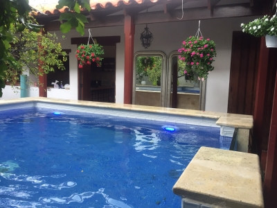 Venta de casa con piscina Zona Colonial