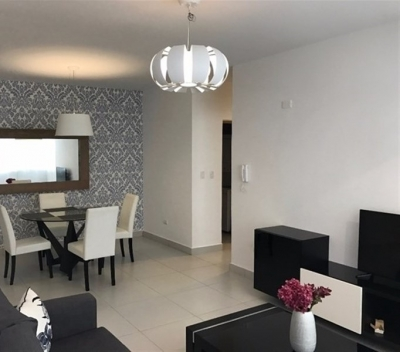ID-5939 Lindo apartamento amueblado en alquiler, NACO