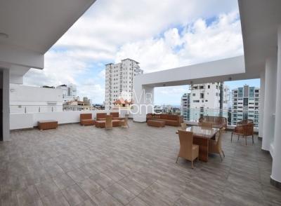 Excelente Apartamento  En EL Sector de Bella Vista 80mt2