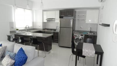 RENTO Apartamento amueblado 1 habitacion/ Piantini