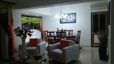 Apartamento de Lujo Amueblado 2 habitaciones en LOS CACICAZGOS