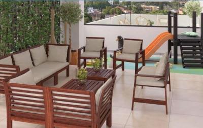 Moderno Apartamento de 3hab en Evaristo Morales cuenta con Área Social Area Infantil y Gym