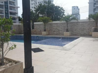 Se alquila Moderno Apartamento Vista al Mar 3hab en Bella Vista C/hermosas áreas Sociales