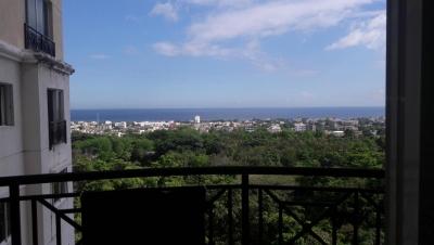 Se vende Apartamento de 3hab en Los Cacicazgos Vista al Mar y al Parque Mirador Sur c/vigilancia Privada