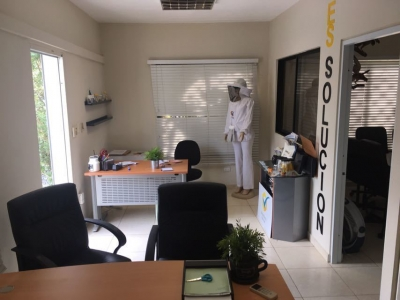 Oficina alquiler 36 mts Arroyo Hondo viejo