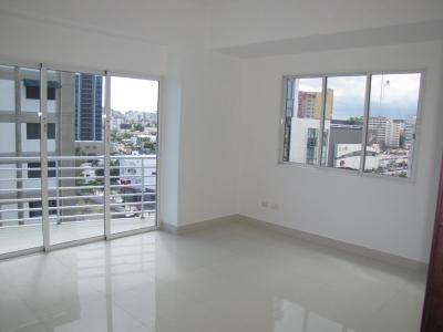 Apartamento en alquiler de 2 habitaciones ubicado en Naco