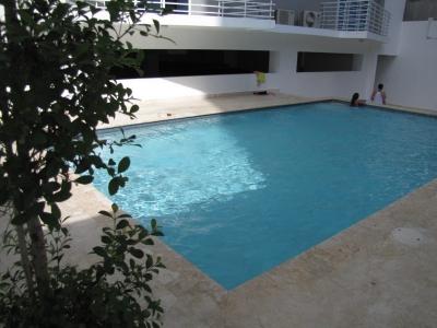 Apartamento en alquiler de 2 habitaciones en Naco