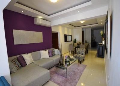 Apartamento en venta de 2 habs, 2 parqueos y amplia terraza