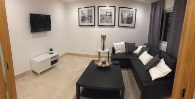 Alquilo Apartamento Full Amueblado, Piantini