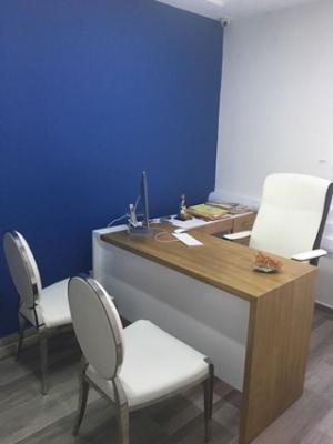Oficina amueblada en Bella Vista - 54m2