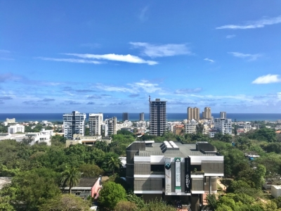 GAZCUE: Moderno Penthouses con Espectacular Vista al Mar