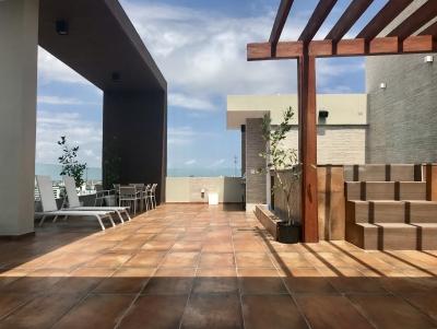 SERRALLES: Hermoso apartamento de 1h con areas sociales de lujo