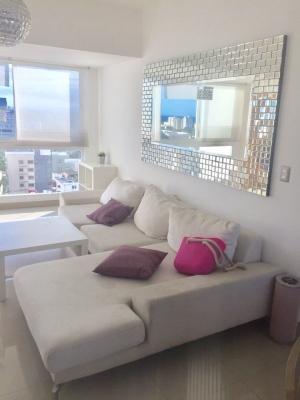 Apartamento amueblado Bella Vista