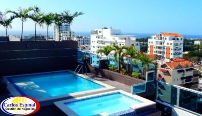 Apartamento Bueno en Alquiler en Bella Vista, Santo Domingo MST100