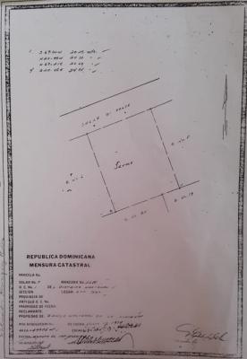 SOLAR/CASA PARA CONSTRUCCIÓN LA CASTELLANA