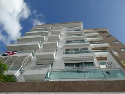 Apartamento En Alquiler En Evaristo, 2hab, Gym, Torre Moderna