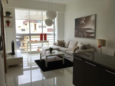 Apartamento Serralles Amueblado de 1 Habitación