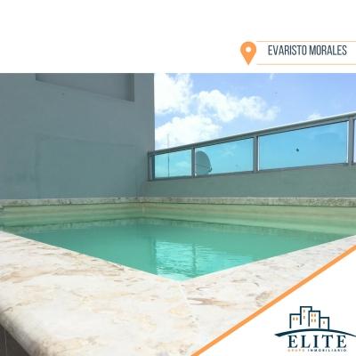 Apartamento en venta de 1Hab. ubicado en Evaristo Morales.