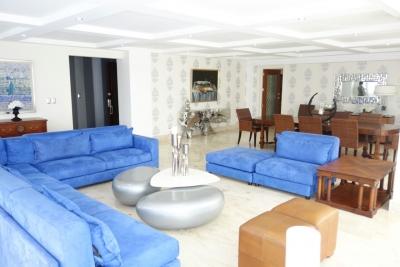 Apartamento amueblado en Piantini 3 habitaciones