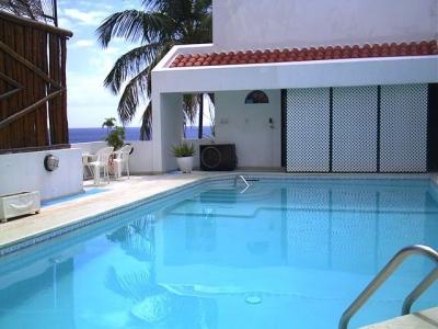 Alquilo casa frente al mar, con piscina y jacuzzi- Costa Verde