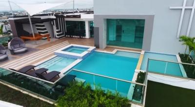 Exclusivo apartamento en alquiler con Linea B. en Los Cacicazgos. 1H 1.5B 1P