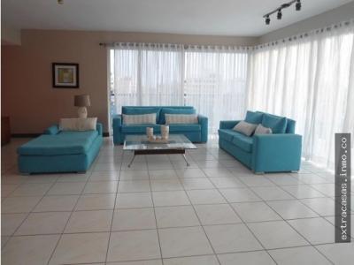 Penthouse amueblado en Evaristo Morales