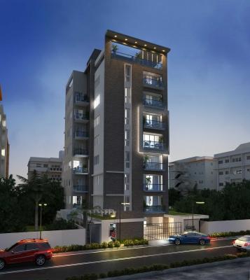 Apartamento en venta en Torre moderna en La Esperilla