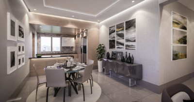 Vendo  Apartamento en Evaristo Morales