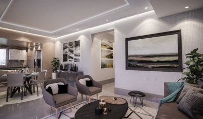 Vendo Lujoso Apartamento en Evaristo Morales