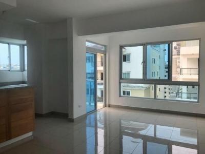 Apartamento en Alquiler 1hab + Estudio ubicado en el Corazón de Naco c/Área Social