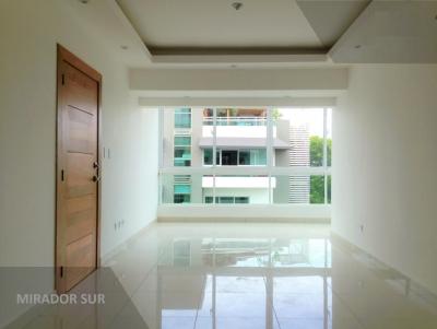 Moderno apartamento con terraza a pasos del Parque Mirador Sur