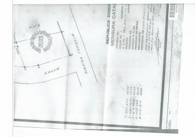 Casa / Solar - Venta GASCUE / US$2,300,000°° / 3,087m2