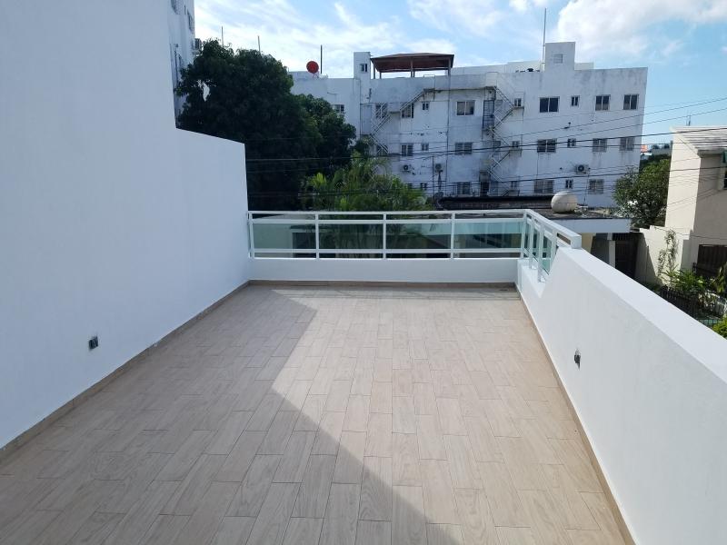 Los Restauradores 168Mts (Apartamento 121Mts + Terraza 47Mts) 3Hab