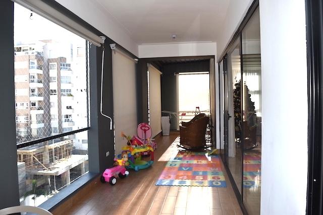 1 Apartamento por piso