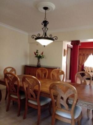 Alquilo Apartamento amueblado en Evaristo Morales