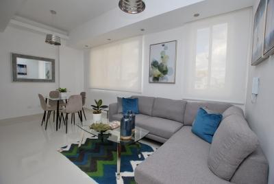 Apartamento - Alquiler Amueblado PARAÍSO, US$1,100°° / 60M2 / 2do piso