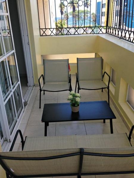 Apartamento amoblado Malecon santo domingo
