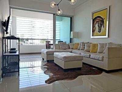 Apartamento amueblado en Serralles