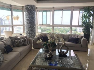 Apartamento - Venta, LOS CACICAZGOS / US$550,000°° / 343m2 / Piso 14