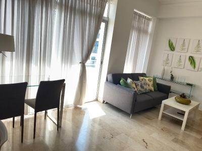 Apartamento en alquiler amueblado ubicado en Naco