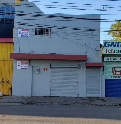 VENDO LOCAL COMERCIAL EN VILLA JUANA EXCELENTE ZONA COMERCIAL RD$8,500,000