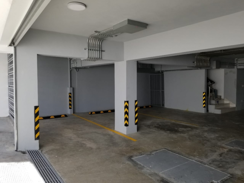 Local en Alquiler en Naco en el Segundo Nivel de 47 m2