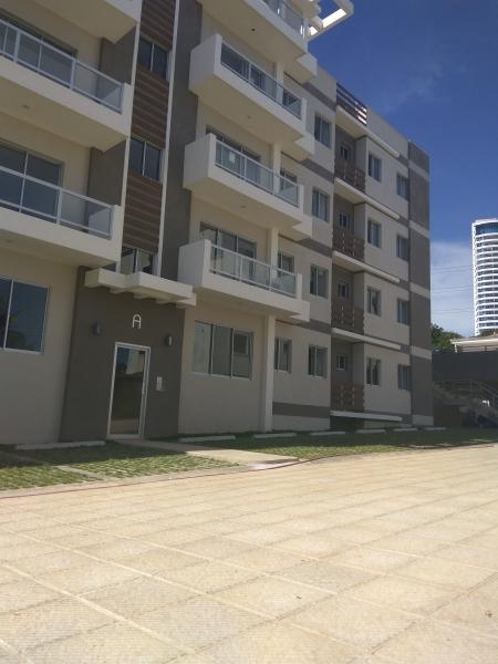Apartamentos Nuevos,  en Avenida Independencia, Terraza del Farallón